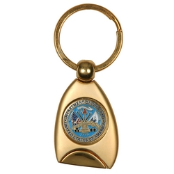 Department of the Army Key Rings